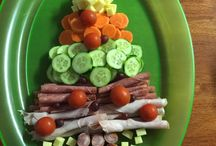 Christmas food / Signature food dishes for christmas