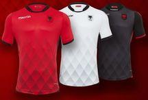 uniformes de seleção