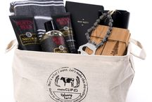 Gifts for Man / Gifts for Men - Great Gift Baskets.  Make Your Own Perfect Gift for your guy!!
