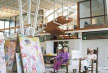 A R T - S P A C E / Studio Gallery Artists Etc... / by Human Exposure