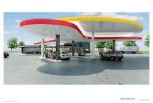 gaz istasyonu