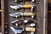 Knives / Hand made