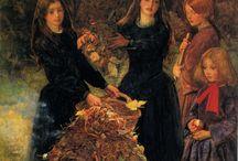 My Gamine Autumn / Gamine Autumn palette by David Zyla; earthy, warm, deep, rich, textured, light, exotic.