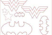Wonder Woman costume ideas for kids / by Lah Di Dahs