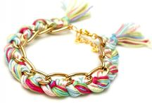 Friendship bracelets / She Bijou - friendship bracelets  www.she-bijou.com