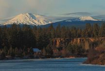 Bend Oregon / My new home town!