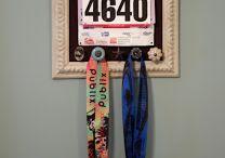 Hardloop medailles