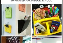 Middle School / All about teaching those middle grades!