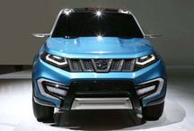 SUZUKI / Hot Car Concept Rumors Images and Specifications