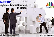 Real ERP - Implementation Services in Noida