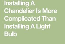 Installing A Chandelier Is More Complicated Than Installing A Light Bulb / A chandelier is a piece of décor that enhances the appearance of the room. It is an intricate piece of work. It is more than just another light fixture. If you want people to turn their heads up in awe, hire Toronto's best licensed electrician for installing a chandelier correctly...
