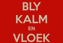 my taal afrikaans