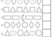 shapes  patterns