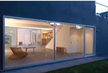 Windows / Infinity by Marvin windows have deep, rich grains that enhance the appearance of your home. The finish is a patented, mechanically bonded inline acrylic that is up to three times thicker than competitive finishes.