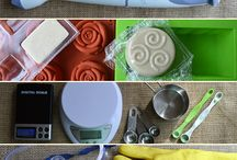 soapmaking / by Channette Coetzee