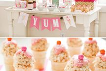 B-day ideas (deco,food&drinks...)