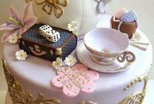 Vintage cake / Vintage cake