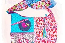 colorful sewing / my designs