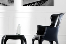 Decor:  Dream Room:  Black and White Modern / by Mrs. Greene