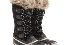 Mis botas y botines / Zapatos que ya tengo
