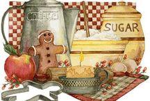 Gingerbread / Gingerbread / by Howard :)