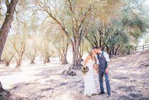 Bride&Groom - Natural Elegance / #bride #groom #natural #posing