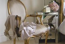 Gold Gilt Furniture / A beautiful collection of Gold Gilt furniture that will add a beautiful elegance to your home.