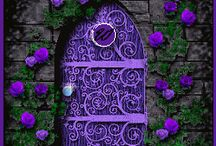 ♥Purple Passion♥ / by Jodi Wilding