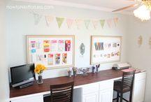 Office Remodel / by Jen Walters VanOort {Onion Grove Mercantile}