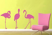 Pink Flamingos / by Tracy Lynn
