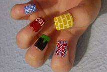 Nail Art / by Katie Sparks
