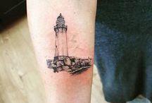Tattoo - Lighthouse