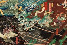 (1822-1866)歌川芳艶 Utagawa Yoshitsuya