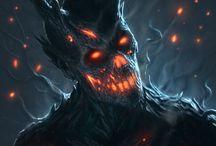 Creatures - Demons
