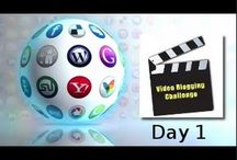 Video Blogging Challenge / I'm taking part in Bonnie Gean's Video Blogging Challenge.  Why not join in too?  To pin your videos here, follow me and leave me a note in the video blogging challenge G+ Community and I will add you. March 2014 Video Blog Challenge G+ Community at https://plus.google.com/communities/106607738627614514439