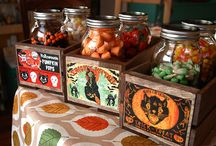 Halloween Crafting / by Jenny Skaggs