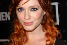Hair Inspiration: Shades of Red