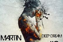 Deep Dream sessions Cover Art's