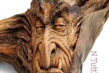 ağaç sanati