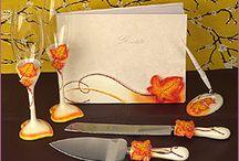 Autumn Wedding / by Tiffany's Flowers