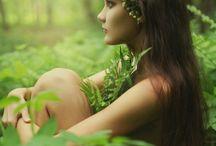 inspiracje do sesji e lesie