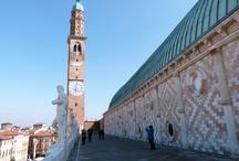 Basilica Palladiana / Passeggiata sulla terrazza della Basilica / Walking on the Basilica's terrace