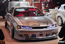 Nissan 240sx s14 chassis