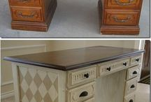 Furniture Makeovers/Ideas / by Margie B. ~~Mrs. Awesome Pants ~~