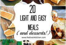 complete meal ideas