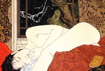 Illustrator japanese Takato Yamamoto 山本タカト
