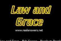 Tools to help differentiate between Law & Grace (Old Testament/New Testament)