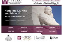 Martin Luther King Jr / Honoring Dr. King and his work. Not just today, but every day.  #MartinLutherKingJr