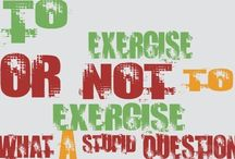 motivation and exercise stuff