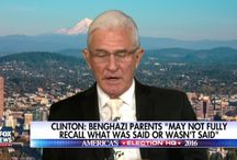 Benghazi Hero's Dad Offers Blunt Response to Clinton for Suggesting He 'May Not Fully Recall' Her Words to Him